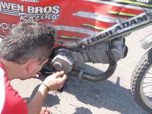 21/08/2011 - Historyczny trening AKŻ Speedway Ostrów